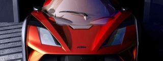KTM X-Bow GT4 Teased with Closed Cockpit, 320-hp