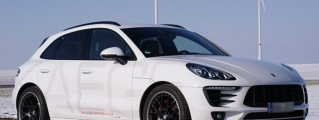 Kaege Porsche Macan Diesel Has V8 Noise!