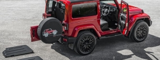 Kahn Design Jeep Wrangler 2-Door Version