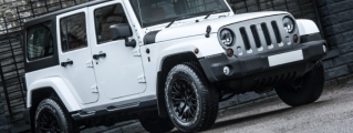 Prestigious Off-Roader: Kahn Jeep Wrangler Sahara