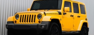 Gallery: Kahn Design Jeep Wrangler in a Plethora of Colors