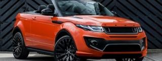 """Range Rover Evoque Convertible """"Phoenix"""""""