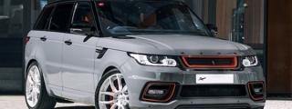 Kahn Design Coolifies Range Rover Sport SDV6
