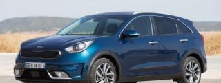 Kia Niro Hybrid - UK Pricing and Specs