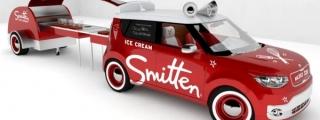 Kia Smitten Ice Cream Truck Teases 2014 SEMA Lineup