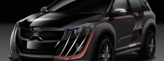 Kia Sorento Wolverine Unveiled for X-Men Movie