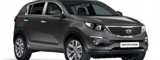 Official: Kia Sportage Axis Edition
