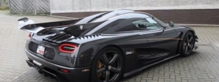 First Customer Koenigsegg One:1 Filmed Up Close