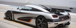 Koenigsegg One:1 Breaks the Lap Record at Suzuka
