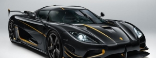 Official: Koenigsegg Agera RS Gryphon