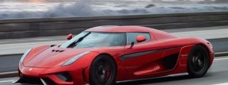 Sights and Sights: Koenigsegg Regera