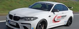 LIGHTWEIGHT BMW M2 Packs 450 PS