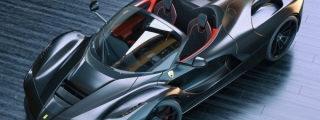 This Is What LaFerrari Spider Looks Like… Probably