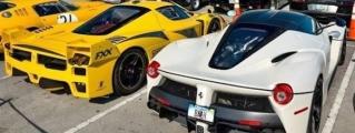 Combo Spot: LaFerrari and Ferrari FXX