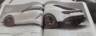 Latest Leaked Pictures of Lamborghini Asterion