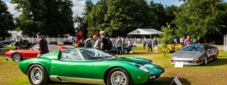 2016 Goodwood FoS Highlights: Lamborghini