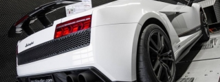 Lamborghini Gallardo Superleggera by Mcchip-DKR