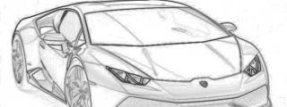 This Is How Lamborghini Huracan Was Designed