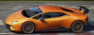 Official: Lamborghini Huracan Performante