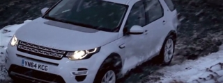 Land Rover Discovery Sport Tested in Iceland