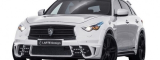 Larte Design Infiniti QX70 Styling Kit