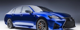 2015 NAIAS: 2016 Lexus GS F