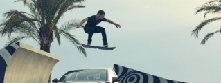 Lexus Hoverboard Is a Veritable Flying Carpet!