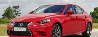 Lexus IS 200t Turbo Specs Revealed