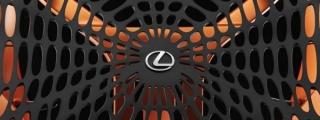 Lexus Kinetic Seat Concept Unveiled