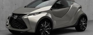 Geneva 2015: Lexus LF-SA Concept