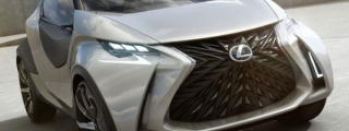 First Look: Lexus LF-SA Concept