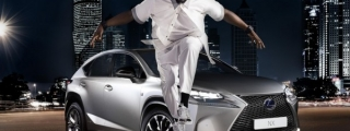 will.i.am to Design Limited Edition Lexus NX