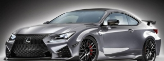 Super Aggressive Lexus RC FS Rendered