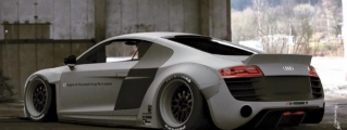 Preview: Liberty Walk Audi R8