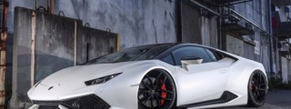 Still Cool: Liberty Walk Lamborghini Huracan Non-Widebody