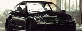 Preview: Liberty Walk Mercedes C63 Coupe
