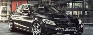 Official: Lorinser Mercedes C400
