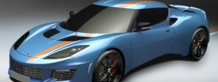 Lotus Evora 400 Gets Social Media-Chosen Paint Job
