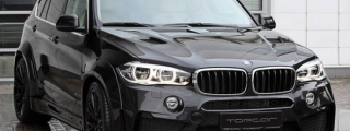 Lumma BMW X5 CLR RS by TopCar