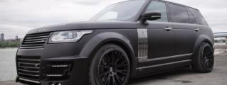 Lumma Range Rover LWB CLR R Wide Body