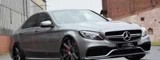Mercedes-AMG C63 Handsomized by MEC Design