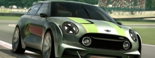 MINI Clubman Vision Gran Turismo Revealed