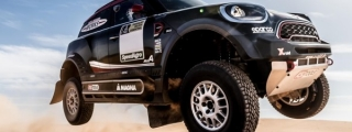 MINI JCW Rally Set for Cross Country-Competition