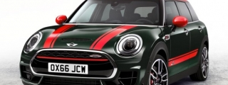 MINI John Cooper Works Clubman Launches in U.S.
