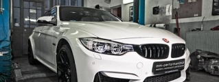 MM-Performance BMW M3 F80 Gets 540-hp