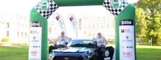 Ford Mustang GT V8 Wins MPG Marathon!