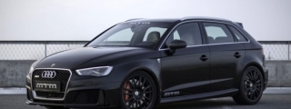 Official: MTM Audi RS3 8V