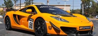 Gallery: A Close Look at McLaren 12C GT Sprint