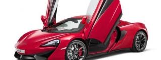McLaren 540C Unveiled in Shanghai