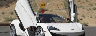 Spotlight: McLaren 570GT on Forgiato Wheels